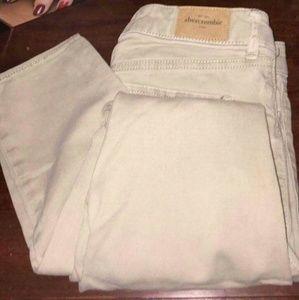 Khaki Uniform Pants for school